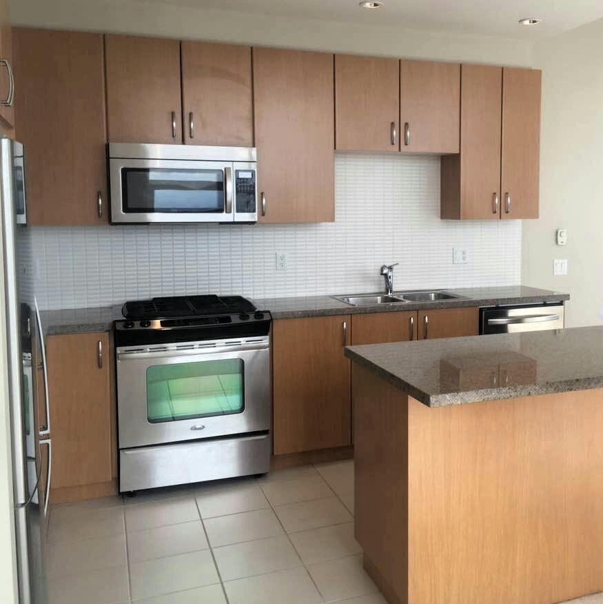 Refacing Kitchen Cabinets And New Countertops Vancouver