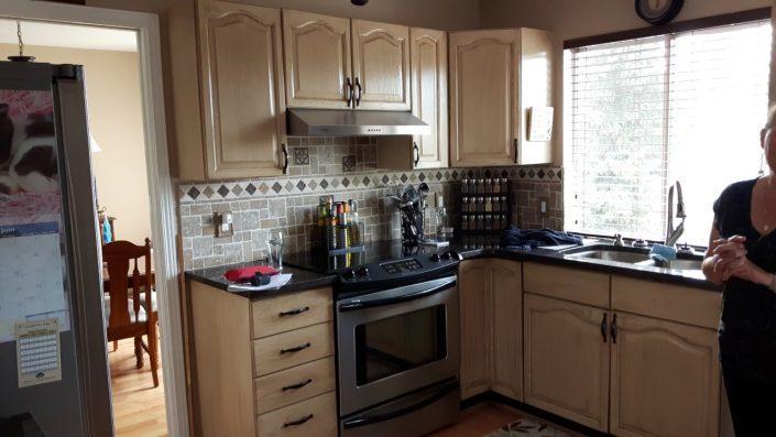 kitchen cabinet refacing vancouver refacing kitchen